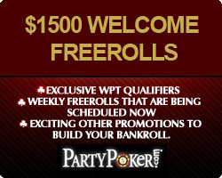 Exclusive $1,000 Monthly Freeroll